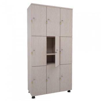Tủ Locker Gỗ 9 Ngăn Tug09 5d9de1479ffd4.jpeg